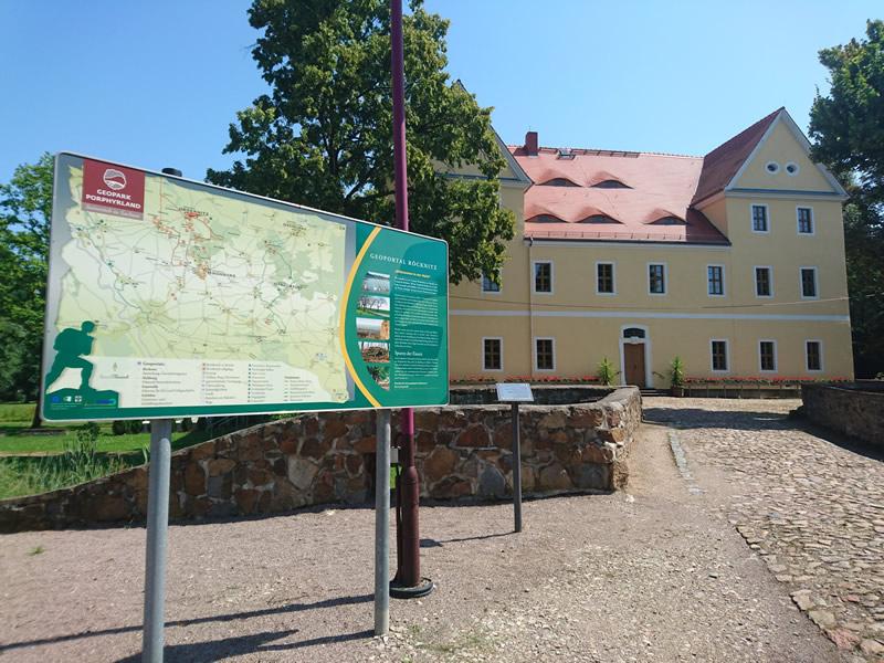 Geoportal Röclnitz Ansicht Herrenhaus