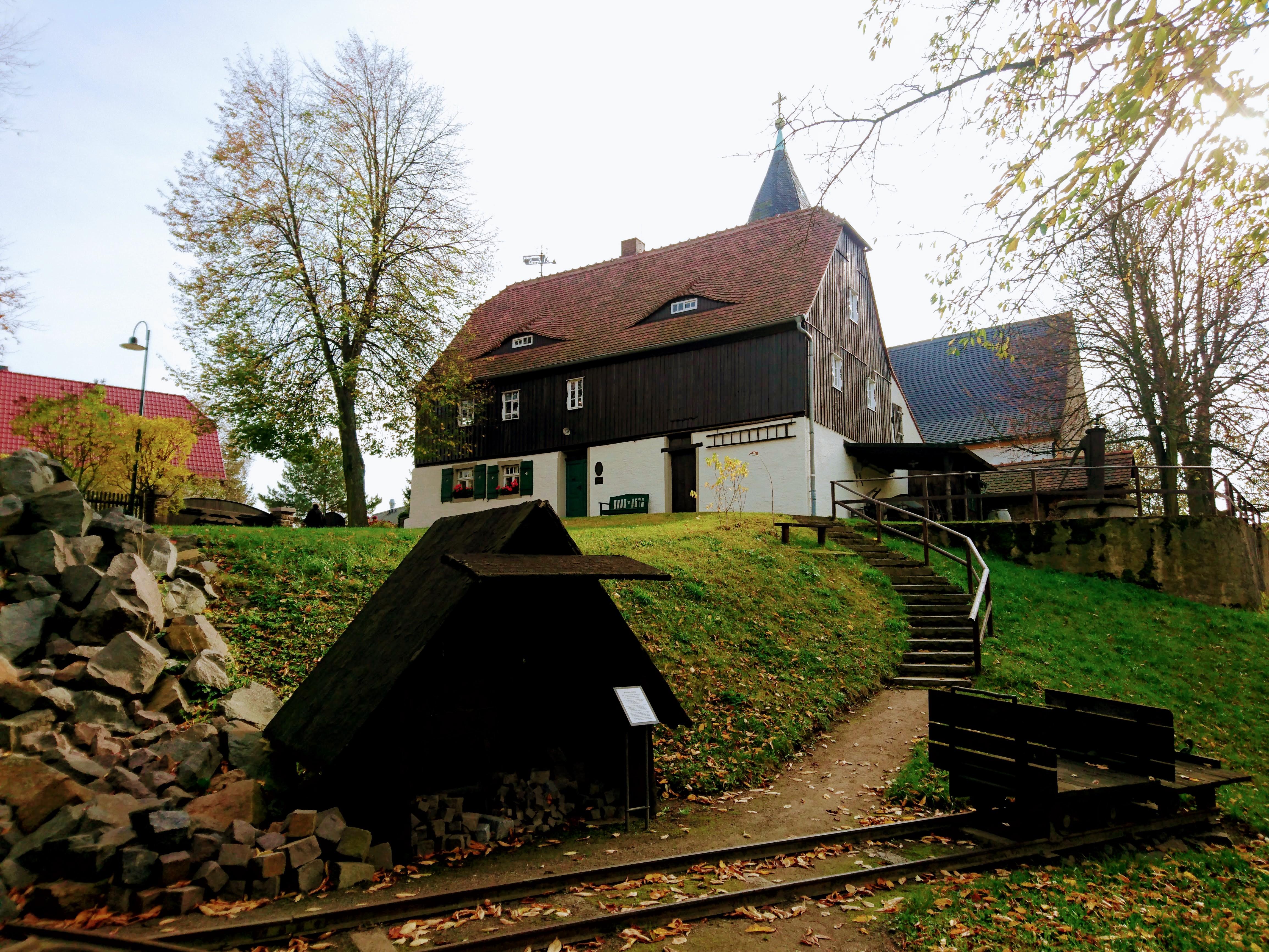 Geoportal Steinarbeiterhaus in Hohburg