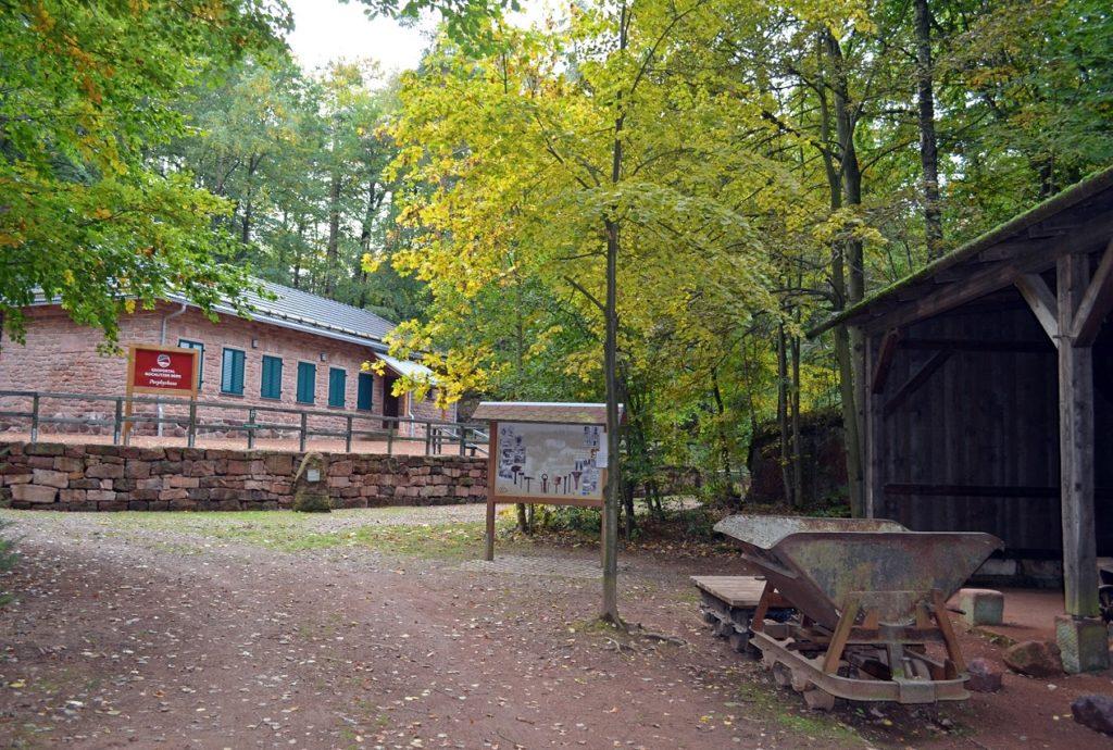 Geoportal Porphyrhaus in Rochlitz