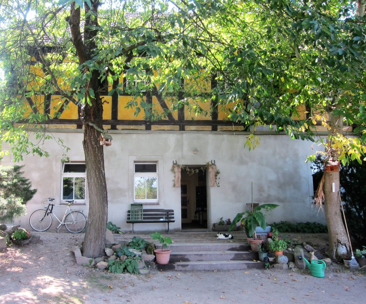Künstlerhaus des Geoportal Schaddelmühle