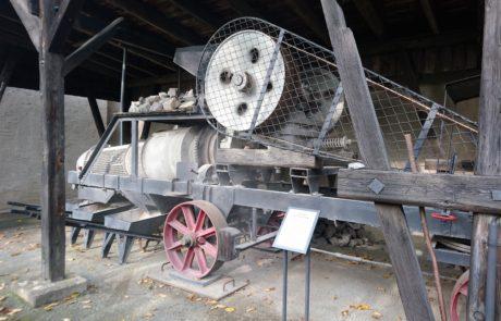 Steinbrecher im Geoportal Steinarbeiterhaus in Hohburg