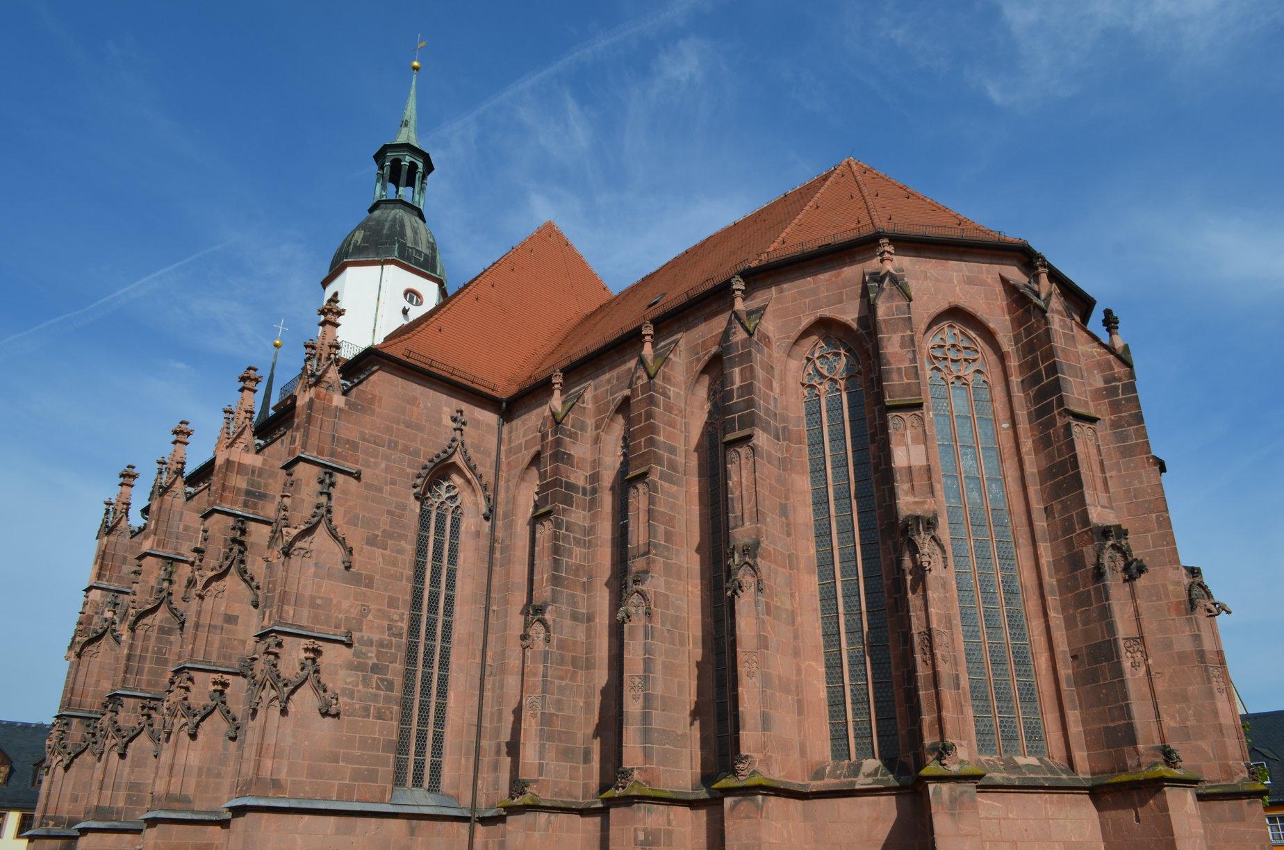 Kunigundenkirche Rochlitz
