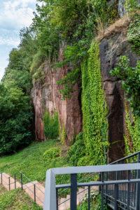 Rote Wand Leisnig, Foto: M. J. Kellner