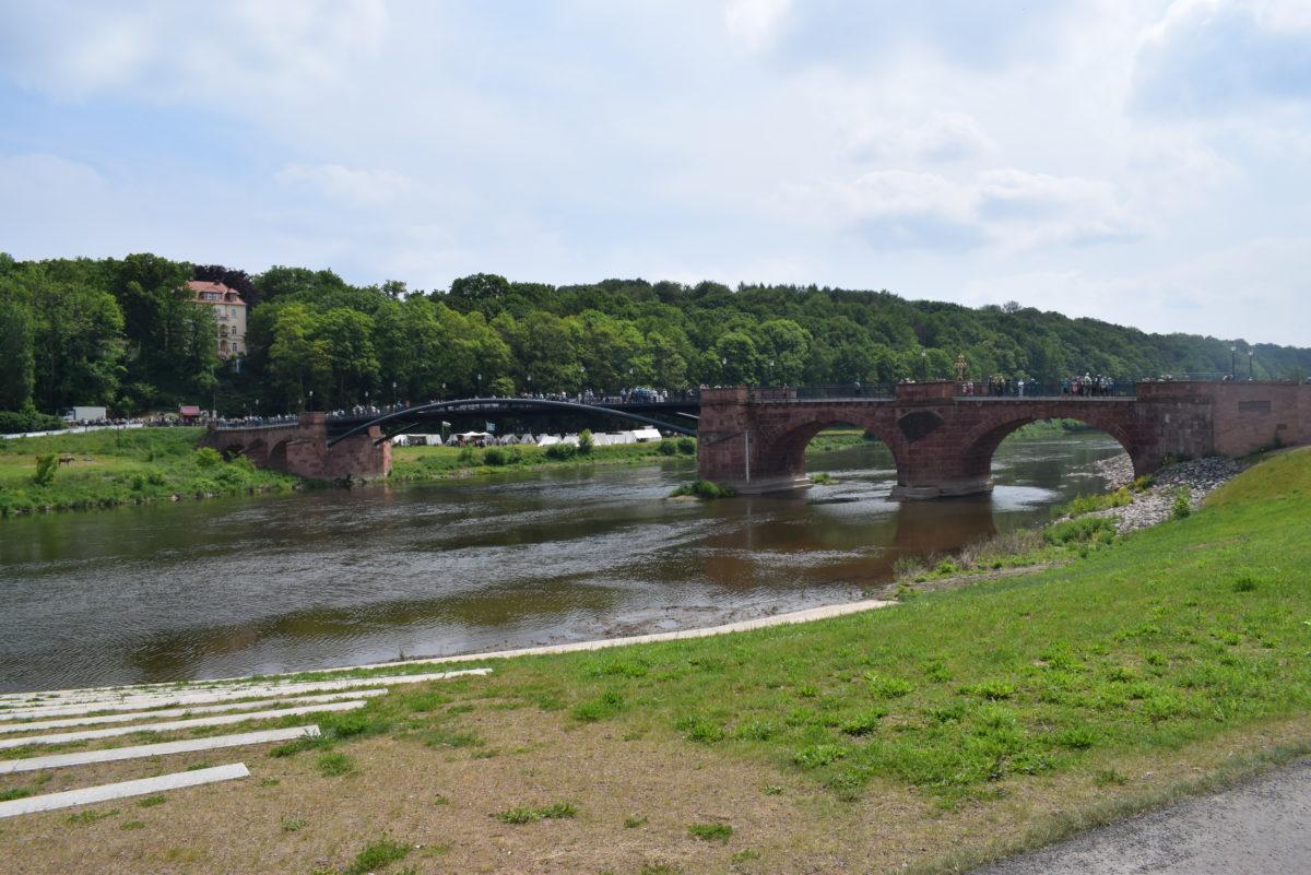 Pöppelmannbrücke Grimma, Foto: Stadt Grimma