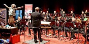 Der Supervulkan Vorpremiere, Foto: Bläserphilharmonie