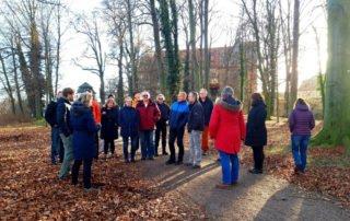GeoRanger Ausbildung 2020 in Trebsen, Foto: K. Helbig