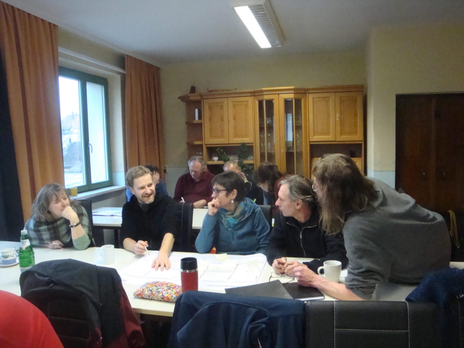 GeoRanger Ausbildung 2020, Foto: R. Heinze