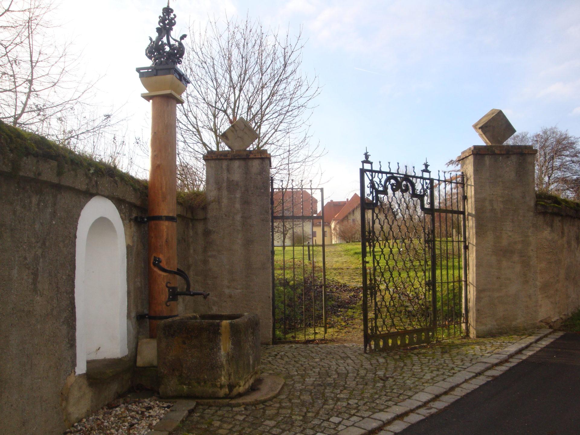 Kloster Marienthal Sornzig, Foto: Rebecca Heinze