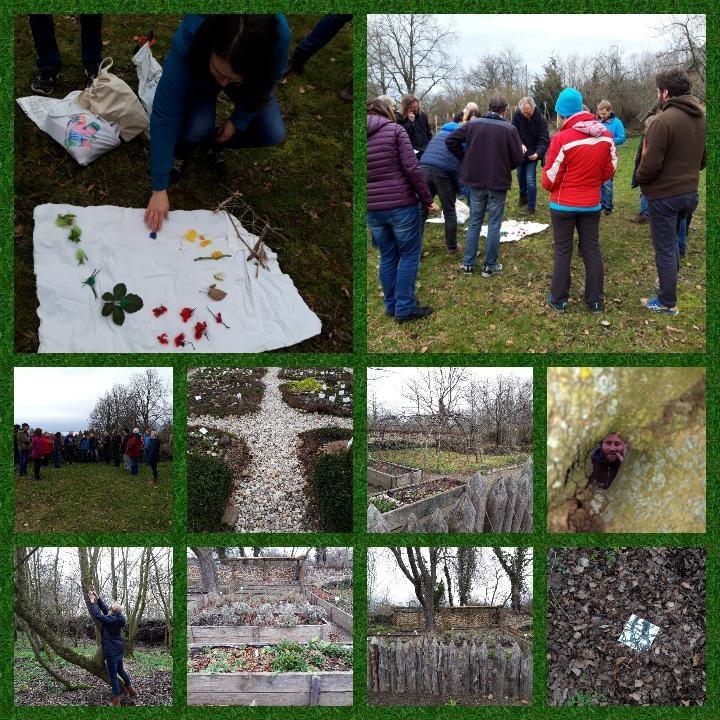 GeoRanger Ausbildung im Park Canitz, Fotos: K. Helbig