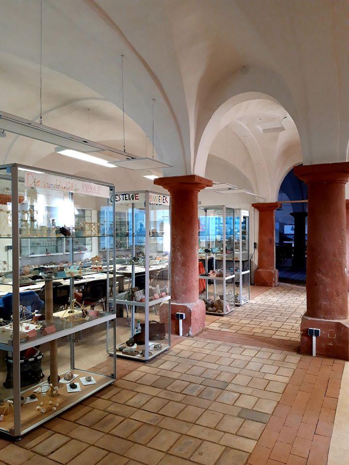 GeoErlebnis Werkstatt im Rittergut Trebsen, Foto: K. Helbig