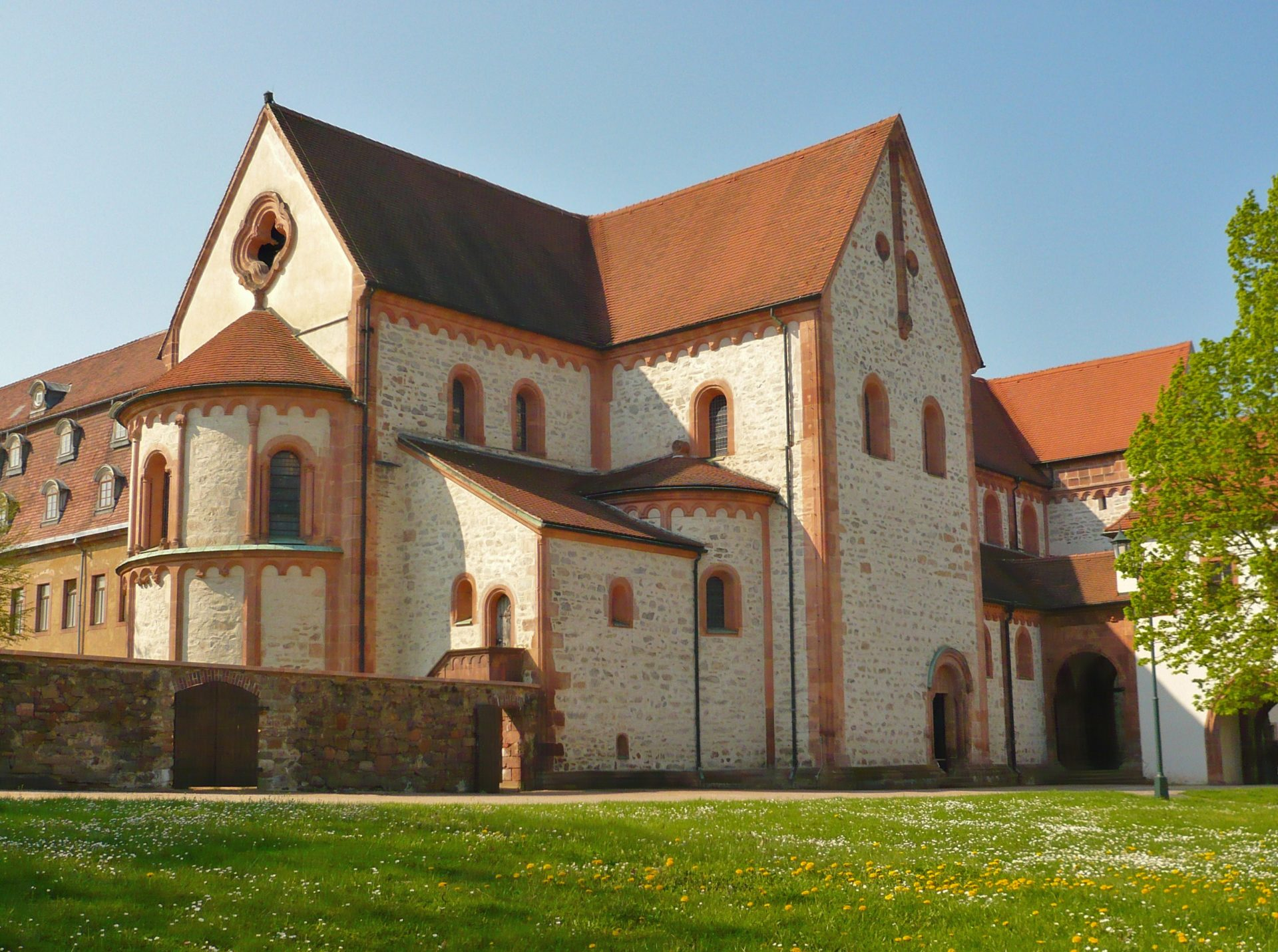 Basilika Wechselburg, Foto: Gotthard Ladegast