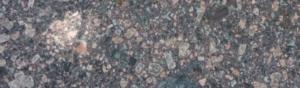 Beuchaer Granitporphyr, Anschliff, Foto: A. Hartmann