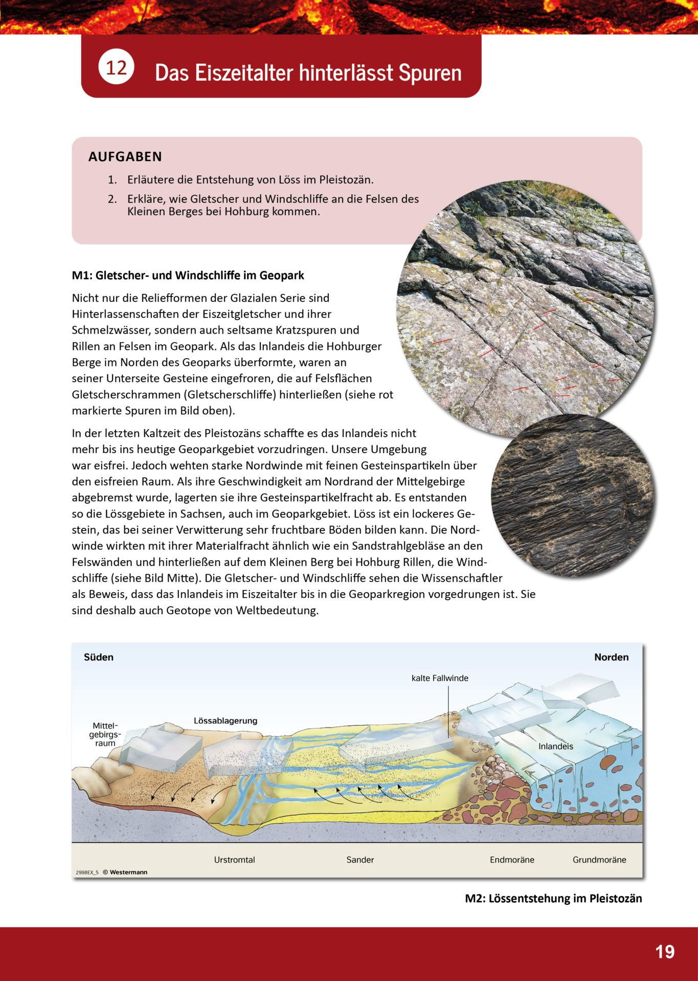 Arbeitsblatt Geopark Porphyrland 12
