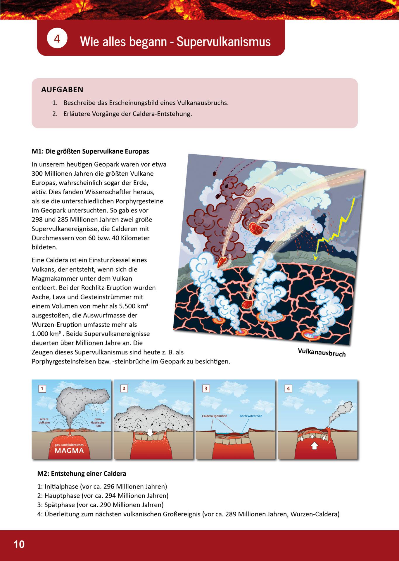Arbeitsblatt Geopark Porphyrland 4