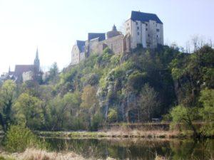 Burg Mildenstein Leisnig, Foto: A. Steinert