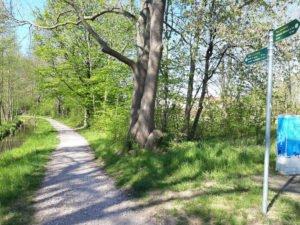 "anderweg ""Weg zum Kaolin"", Foto: Stadtverwaltung Mügeln"