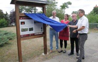 Eröffnung der Kirchbruchroute Beucha am 28.07.2020